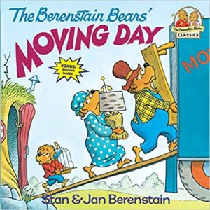 Holiday Gift Guide includes Berenstain Bears Moving Day