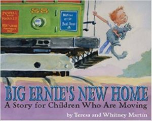 Big Ernie's New Home is on our holiday gift guide.
