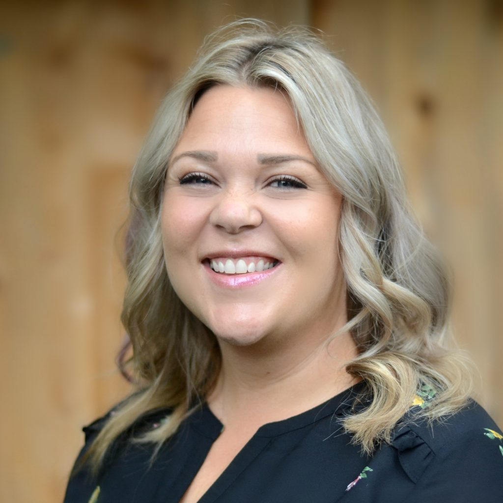 Christa Fitch, Production Partner, The Yi Team Mortgage