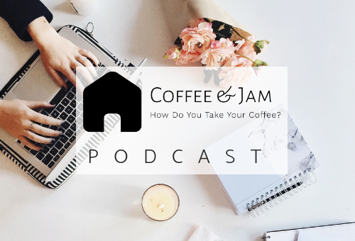 Coffee & Jam Podcast with Erin Finke and Alex Ross