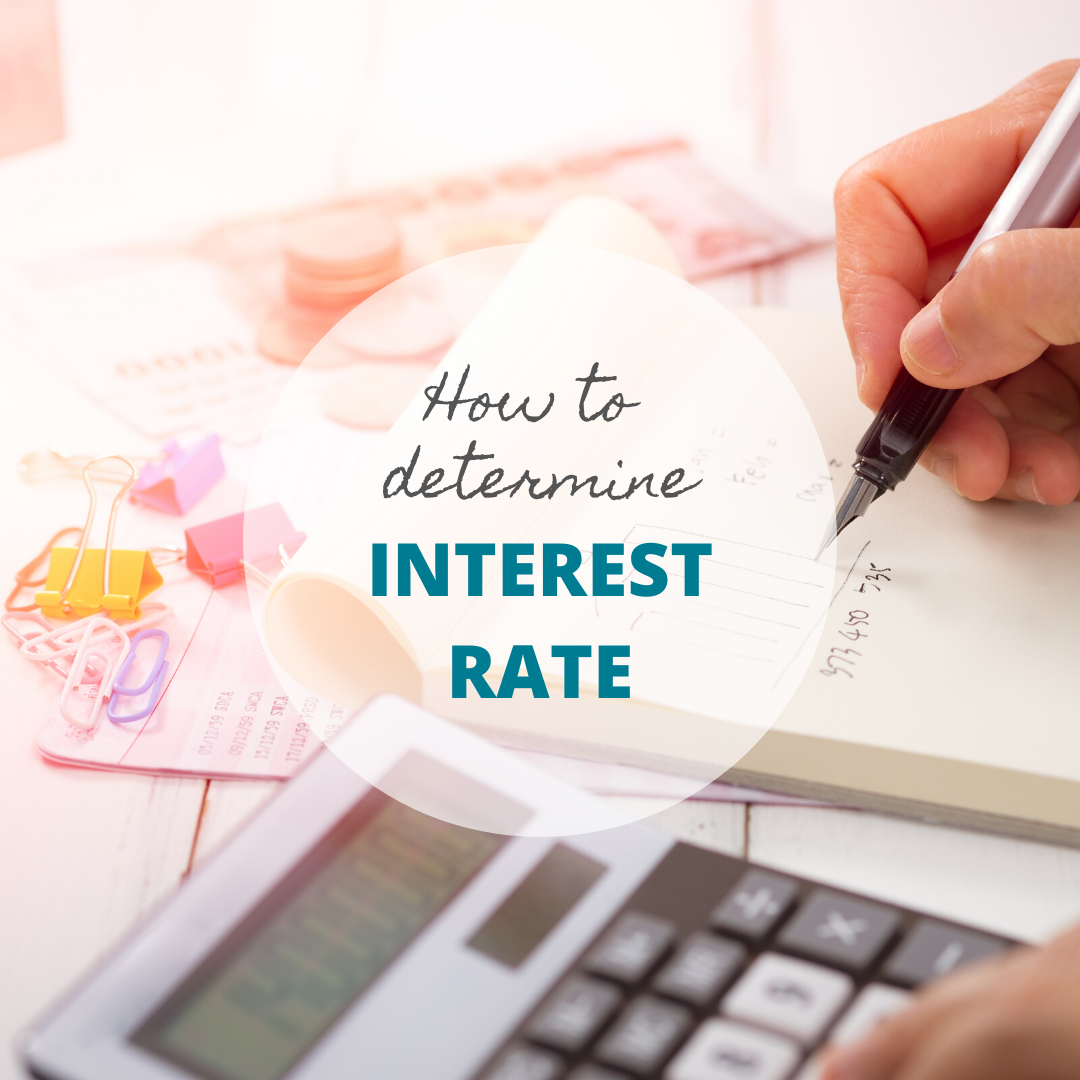 What determines an interest rate?