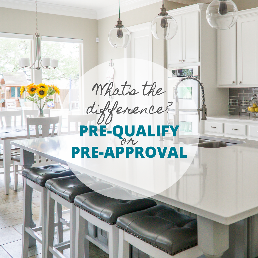 Prequalify or Pre Approval, What's the difference?