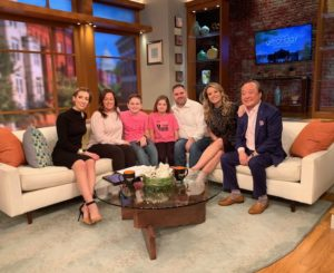 Jen Hansel and Family, Mortgage On A Mission, Great Day Washington WUSA9