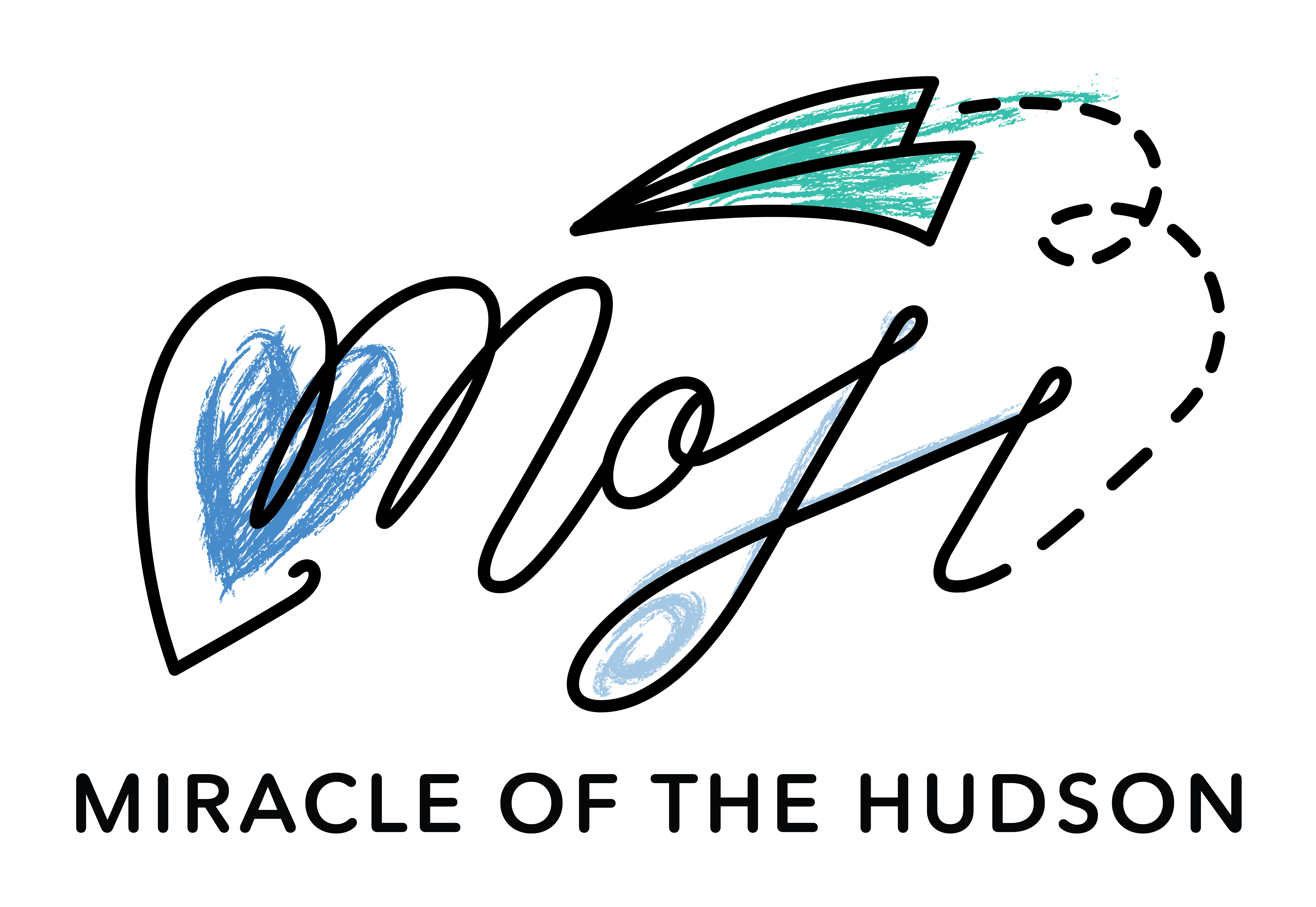 Miracle Of The Hudson Logo
