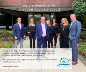 Mortgage On A Mission The Yi Team