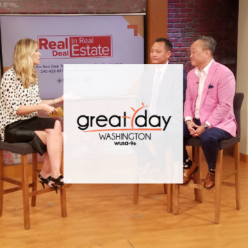 What affects interest rates? Real Deal In Real Estate on Great Day Washington 10.18.2018, Home Loans in Rockville MD