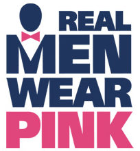 Causes we support include Real Men Wear Pink and American Cancer Society.