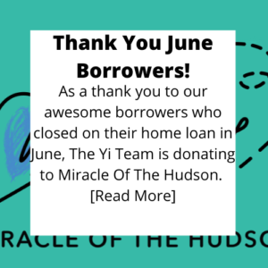 June Borrowers, Miracle of the Hudson donation