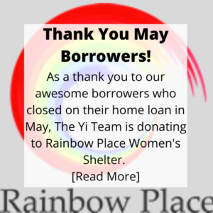 May borrowers, Rainbow Place Shelter