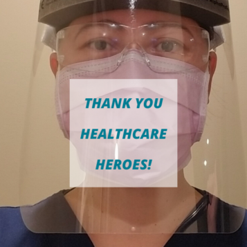 Thank you healthcare heroes!