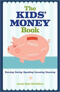 The Kids Money Book is on our holiday gift guide